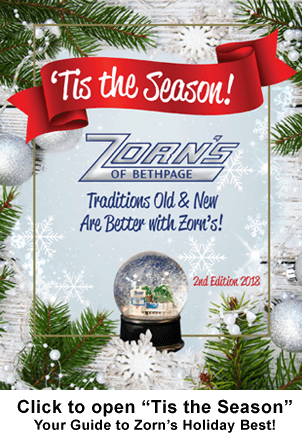 Tis the Season at Zorns