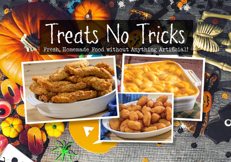 Treats No Tricks