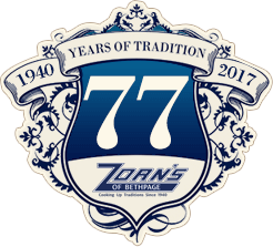 Zorns 77 Years of Tradition