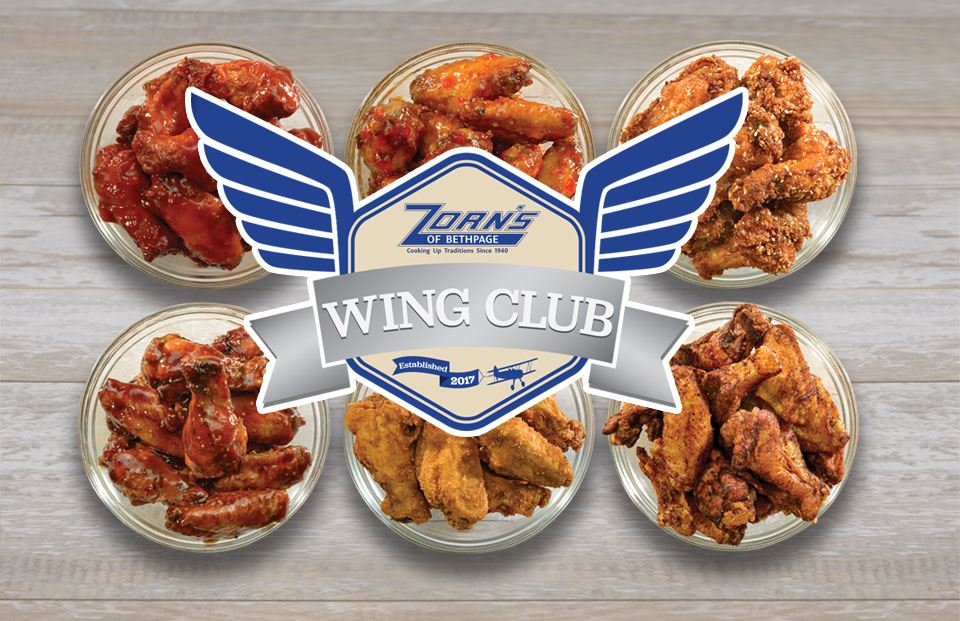 Wing Club Wednesdays!
