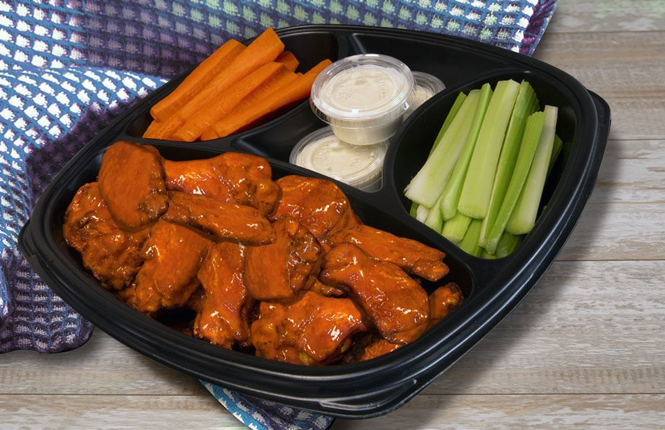 Grab & Go Wings